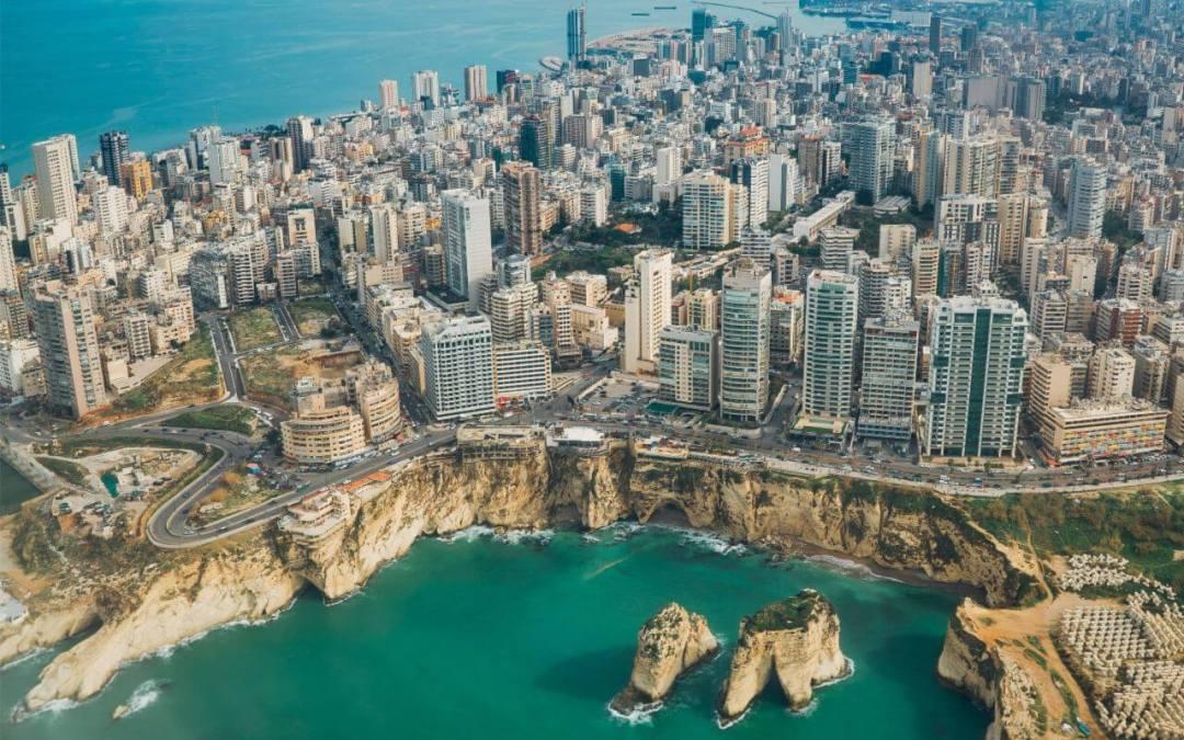 izlazi iz libanonskog beiruta