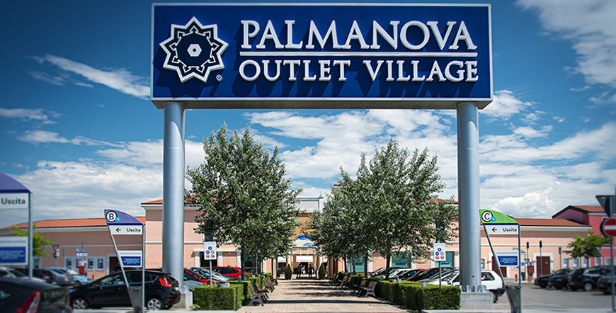 OUTLET VILLAGE - PALMANOVA